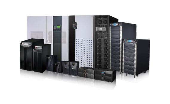 Delta-UPS-System